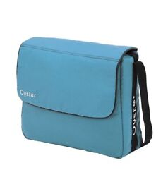 Babystyle Ocean changing bag & footmuff