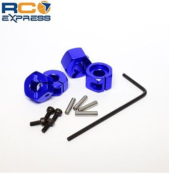 Hot Racing Traxxas Slash 2wd 12mm Aluminum Wheel Hex Hub TE1006SL