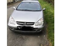 FOR SALE CITROEN C5 2.0 SILVER **£275** OVNO CHEAP CAR, GOOD RUNNER