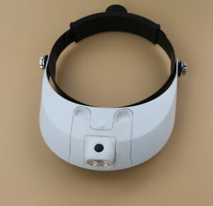 Eyelash extensions LED magnified head lamp