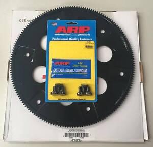Scat 350 Chev Flex Plate + ARP Bolts