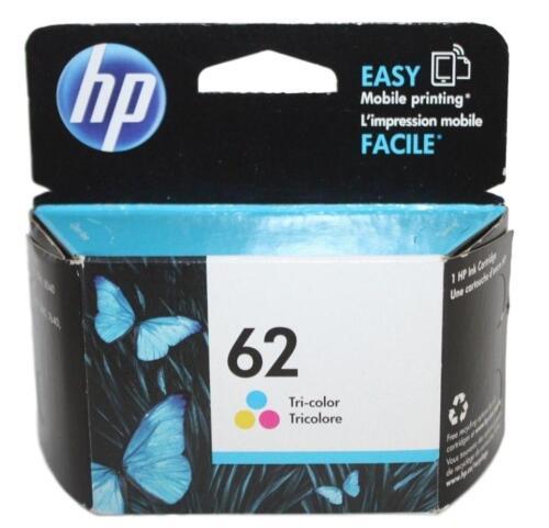 HP 62 Ink Cartridge Cyan/Magenta/Yellow hp 62 tri