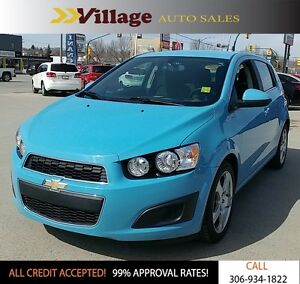 2014 Chevrolet Sonic LT Auto Bluetooth, Back Up Camera, Hands...