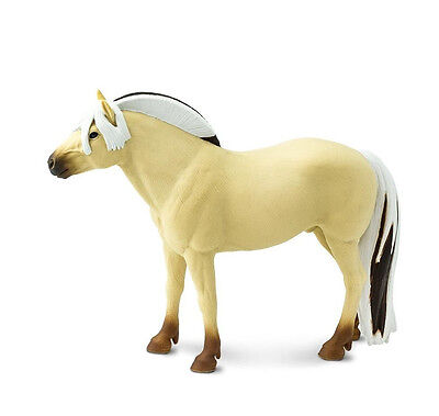 FJORD Horse 152705 ~ NEW for 2017! ~ FREE SHIP w/ $25+ SAFARI, Ltd. Products