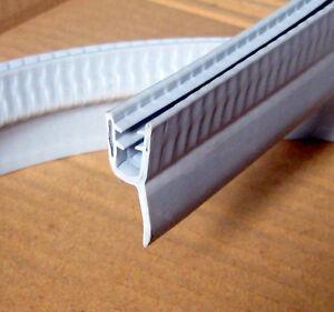 1950mm Extra Long Bath Shower Rubber Seal For 4 6mm Glass Screen Door Panel Ebay