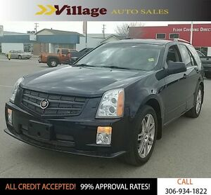 2007 Cadillac SRX V6 Remote Start, Leather Interior, Heated S...