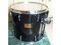 Pearl Masters Maple Drum With Optimount