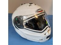 Caberg Duke XL size (61-62 cm) helmet 5 star SHARP safety rating flip-up helmet