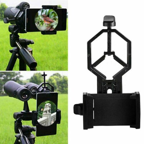 Mobile Phone Camera Adapter Spotting Telescope Microscope