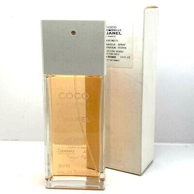 Chanel Coco Mademoiselle EDT (T) 3.4 fl oz / 100 ml W/ (Coco Chanel Mademoiselle Eau De Toilette 100 Ml)