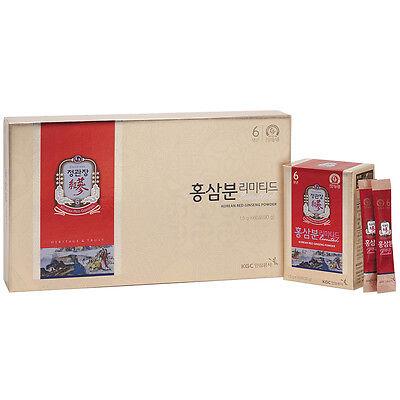 [Express] KGC CheongKwanJang Korean 6-Years Red Ginseng Powder Limited 60 bags