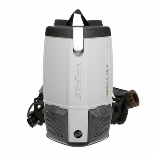 ProTeam 107363 ProVac FS 6 Commercial Backpack Vacuum