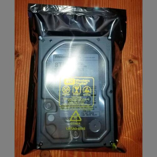 NEW Western Digital 8TB White WD80EDAZ 256MB cache 5400rpm HDD