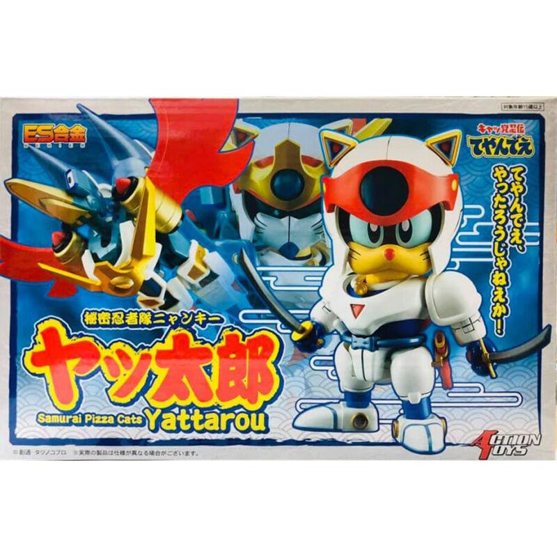Action Toys ES Gokin ES-PC02 Samurai Pizza Cats Pururun Figure