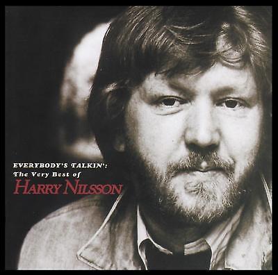 HARRY NILSSON - EVERYBODY'S TALKIN : BEST OF CD Album ~ 70's FOLK POP (Best Harry Nilsson Albums)