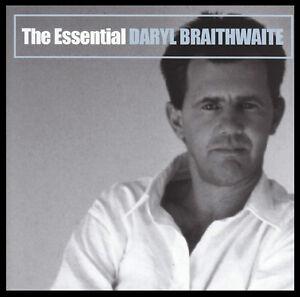 DARYL BRAITHWAITE (ESSENTIAL - GREATEST HITS CD SEALED + FREE POST)