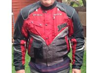 Mens Spidi Motorcycle jacket