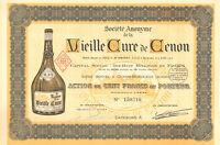 Sa De La Vieille Cure De Cenon, Accion, Categorie A, 1929 -  - ebay.es