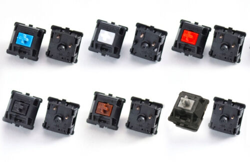 Cherry MX Switches 3 pin Key Switch - [LOT] Various Color/Quantities