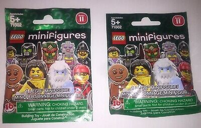 LEGO Mystery Minifigures Series 11 71002 from 2013 sealed random