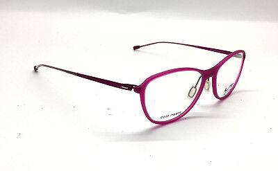 Lightec by Morel 7317L PP101 Women Eyewear Optical Frame DEMO Lenses France (Lightec Eyewear)