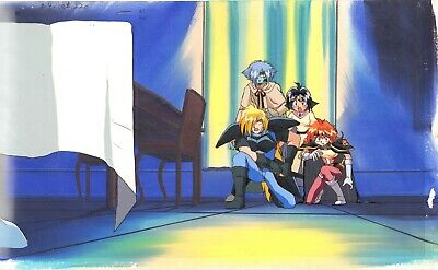 Anime Cel Slayers 257
