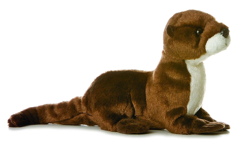 8 Sliddy River Otter Plush Stuffed Animal Toy
