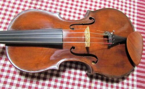 "Fine15 1/4"" (38.8cm) FRENCH viola by GRAND GERARD, made ca 1790"