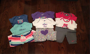 Baby Girl Clothes - Baby Girl Outfits 3, 6 & 6-9M