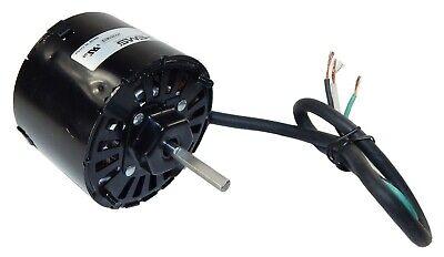 Aftermarket Broan Vent Fan Motor Ja2m434n 1550 Rpm 0.8 Amps 115v 99080464
