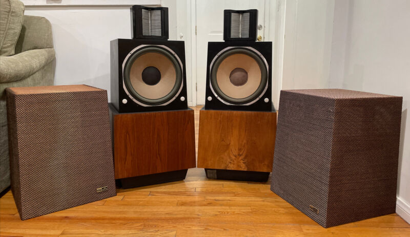 ESS AMT 1A Speakers