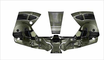 Esab Sentinel A50 Welding Helmet Wrap Decal Sticker 0700000800 Master Chiefs