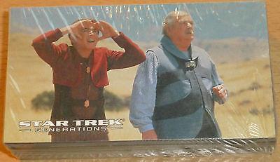 TC Star Trek Movie Generations 72 Cards