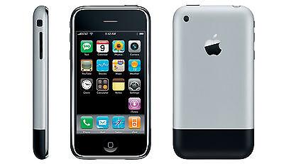 Das erste iPhone aus dem Jahr 2007 ist heute ein Vermögen wert. (© Apple)
