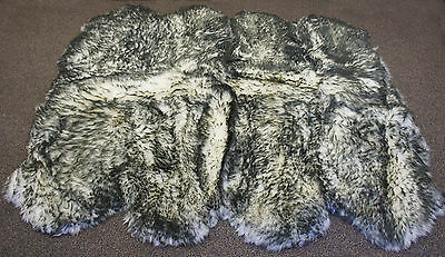 - Bowron Genuine Sheepskin Rug Octo 67