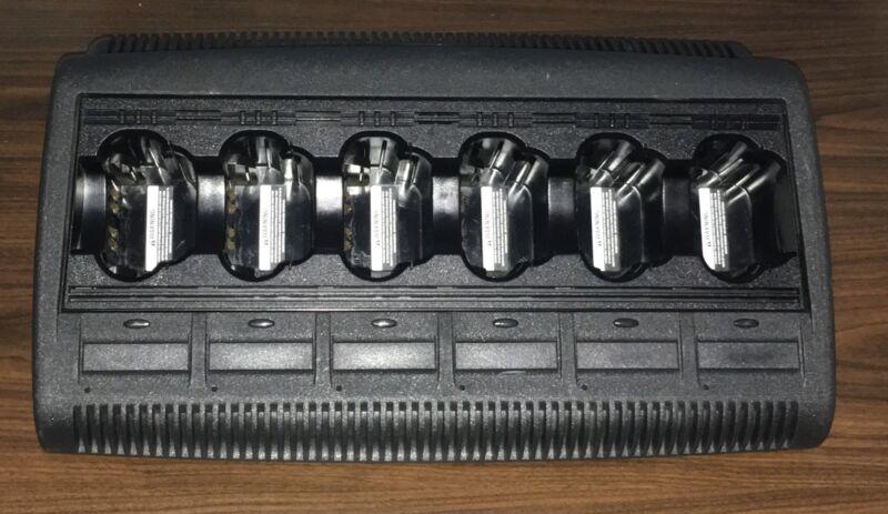MOTOROLA IMPRES 6 UNIT CHARGER MODEL WPLN4121BR