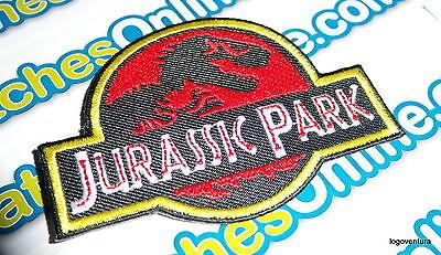Jurassic Park Uniform Movie Film Cosplay Costume Patch iron on - Jurassic Park Costume