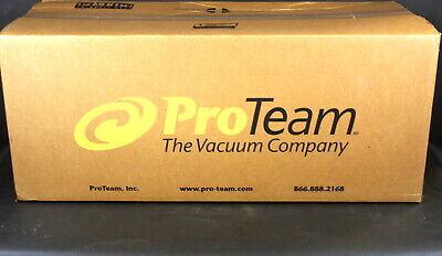 ProTeam 6 Qt. Super QuarterVac HEPA Backpack Vac w/ Wand Kit 107098 PTV 107108