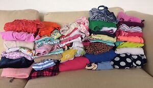 43 items of girls clothing 18m-24m