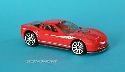 2013 Hot Wheels Loose Corvette ZR1 Red Brand New Combine Shipping