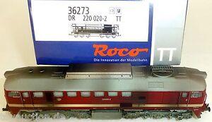 BR-220-020-2-Locomotora-diesel-DR-taigatrommel-Digital-Sonido-ROCO-36273