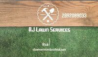 Still in searching for weekly lawn service? We can help!