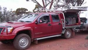 2010 Holden Colorado Ute Furnissdale Murray Area Preview