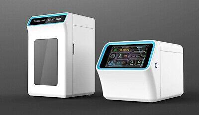 Ultrasonic Homogenizer Sonicator Processor Cell Disruptor Mixer 450w 10ml-300ml