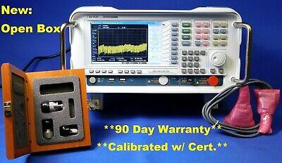 Aeroflex 325400 Spectrum Analyzer 1 Khz - 26.5 Ghz
