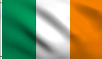 2x3 Ireland Irish Shamrock St Patricks Clover Leaf Flag 2'x3' House Banner - Ireland Flags