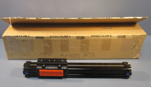 """Tolomatic BC215 Pneumatic Cylinder 1 1/2"""" Inch Bore 10"""" Stroke"""