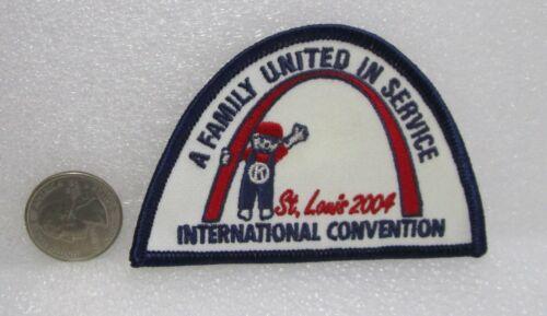 2004 Kiwanis International Convention St Louis Patch