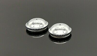 Pair Caps Dust Cover for pedals Campagnolo Era Heroic Vintage Universal AC