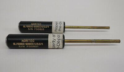 Nortec Powerlink Detachable Metal Shaft Pencil Probe Ml100-500khza0.04